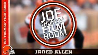 Joe Thomas' Film Room: Jared Allen | Cleveland Browns