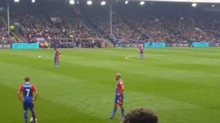 Video Gol Pertandingan Crystal Palace vs Watford