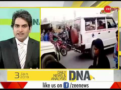 DNA analysis of problems faced by 'Encroachment' and 'Illegal Parking' in India