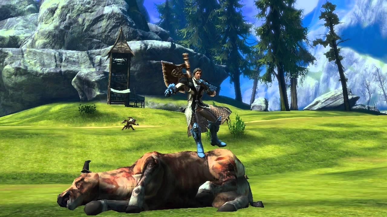 Tera Online Spiel