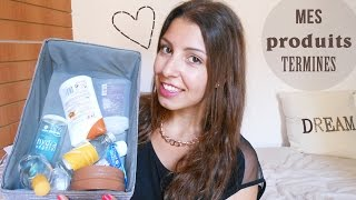 Mes produits terminés #2 (The Body Shop, Yves Rocher, Dop...) Thumbnail