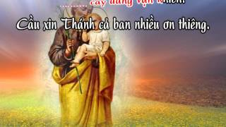 Ca Nguyện Thánh Giuse (vc) - demo - http://songvui.org