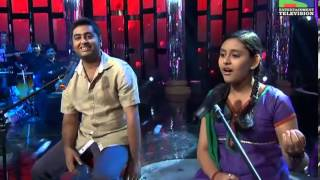 Indian Idol Junior 2013 - Debanjana & Arijit Singh with