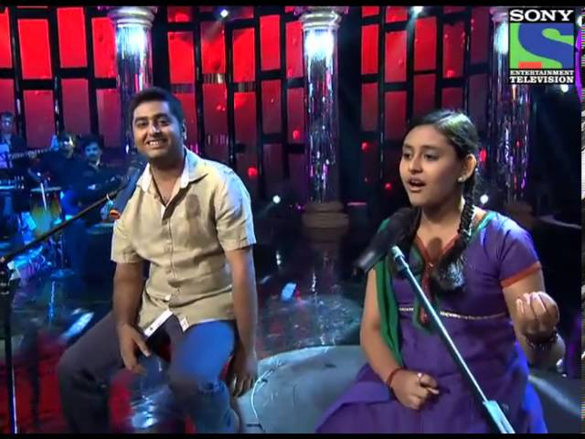 Indian Idol Junior 2013 - Debanjana & Arijit Singh with 'Tum hi ho',(HD) awesome performance. Travel Video