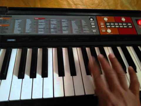 Pardesiyon se na ankhiyan milana.......piano keybo