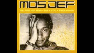 Mos Def - Hurricane ft. The Roots, Common, The Jazzyfatnastees