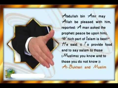 Greeting importance in islam youtube greeting importance in islam m4hsunfo