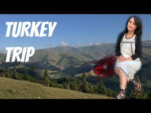 Traveling to Turkey 🏔🇹🇷 2017 | GirlsOfAqua