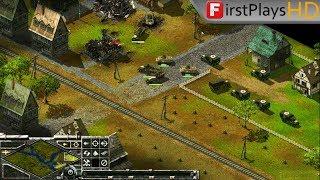 Sudden Strike Gold (2001) - PC Gameplay / Win 10 / GOG