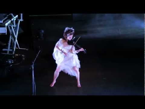 Song of the Caged Bird w/Intro video & talk - Lindsey Stirling Live @ The Warfield, 4-3-13