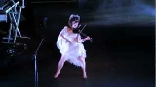 Song of the Caged Bird w/Video & Chat-Lindsey Stirling Live at The Warfield, San Francisco 4-3-13