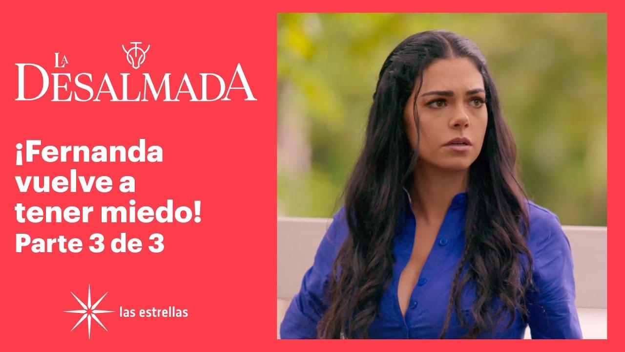 Download La Desalmada 3/3: ¡Octavio pide ver a Fernanda a solas! | C-57
