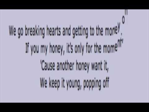 MINDLESS BEHAVIOR-KEEP HER ON THE LOW LYRICS