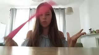 Jak pofarbować włosy bibułą❤Lady Nadia