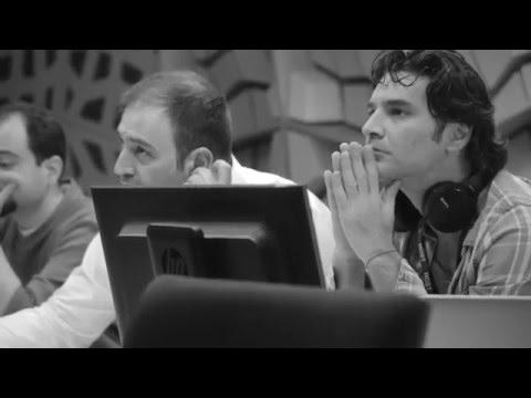 Ένας άλλος κόσμος | Ηχογραφώντας τη μουσική της ταινίας