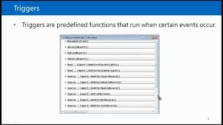 Microsoft Dynamics NAV XMLPORT
