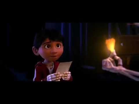 Coco The Movie Ending Scene