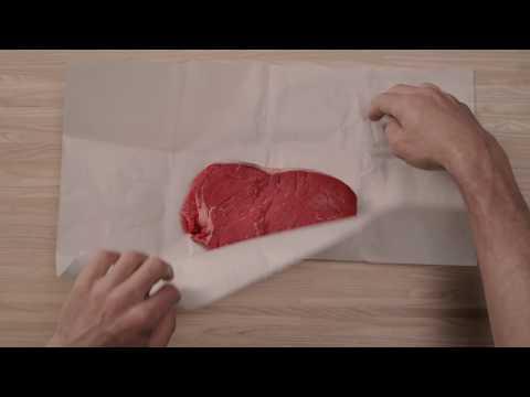 Avez-vous déjà entendu un steak ? Vidéo ASMR | Buffalo Grill