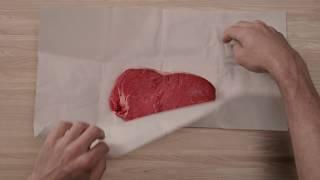 Avez-vous déjà entendu un steak ? Vidéo ASMR   Buffalo Grill thumbnail