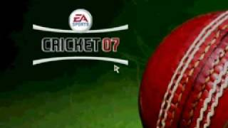 The Cycle Cricket 2007 Game Soundtrack