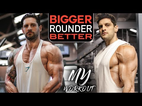 BIG SHOULDERS | TOP EXERCISE MISTAKES EXPLAINED | Full Warm-up & Workout