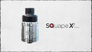 SQuape X [dripper] by StattQualm