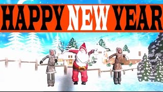 Santa Claus Is Gonna Give You Toys - Happy New Year - Popular Song for Kids █▬█ █ ▀█▀