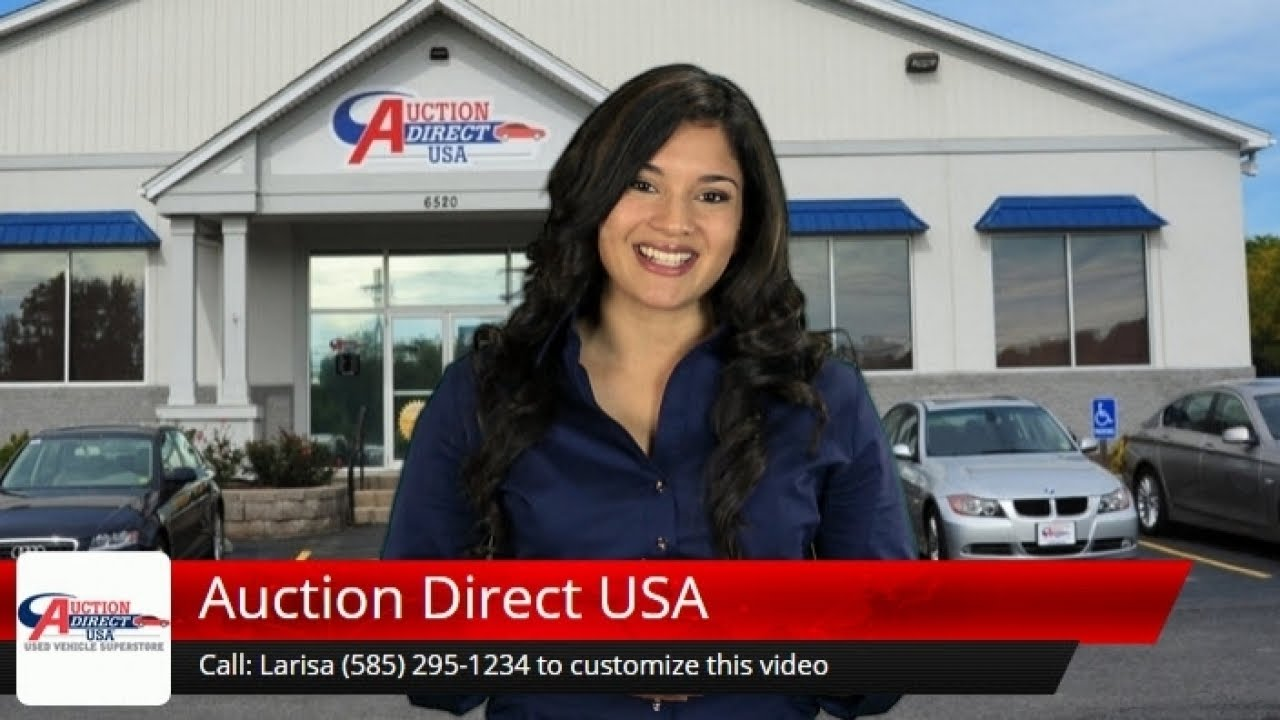 best used car dealers in rochester auction direct usa victor ny reviews youtube. Black Bedroom Furniture Sets. Home Design Ideas