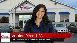 Best Used Car Dealers in Rochester -  Auction Direct USA - Victor, NY Reviews