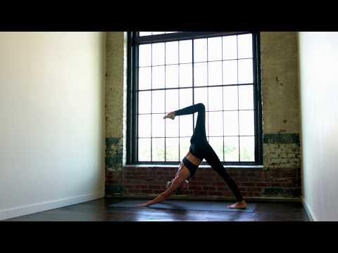 Beginner's Flow - Yoga With Morgan Tyler