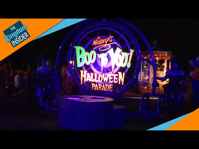 Mickey's BOO TO YOU Halloween Parade (Full Parade) | Walt Disney World