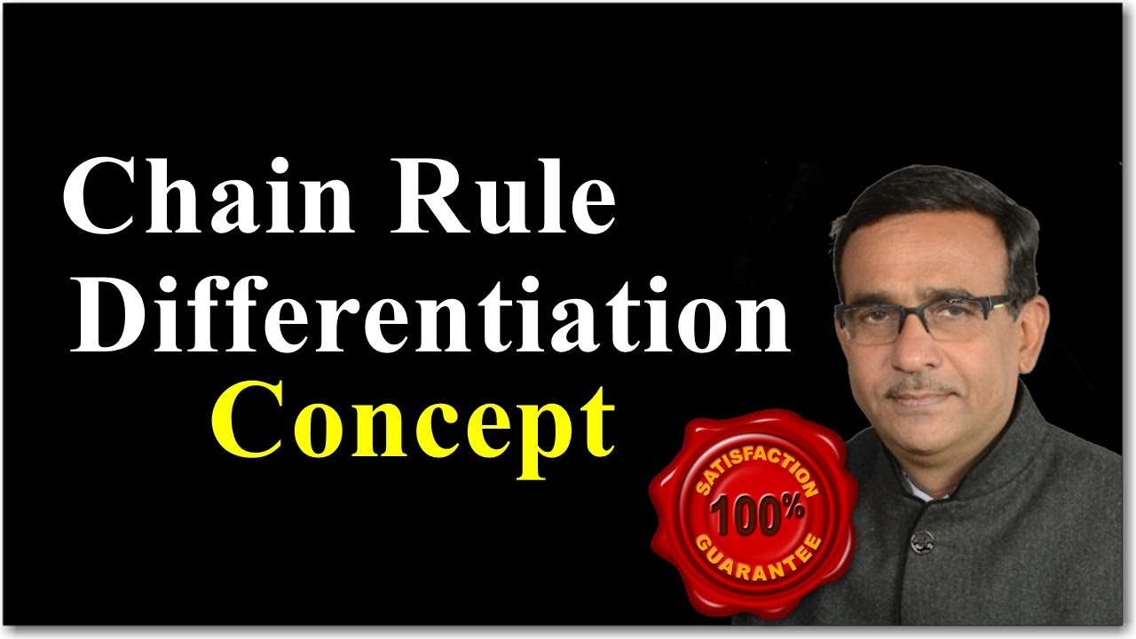 Class 12  Maths differentiation class 12 Chain Rule concepts