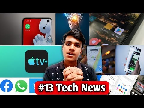 #13 Tech News | WhatsApp, Apple TV+, Mind Read, Googlemap, Adhaar link, Spotify, Google Light Weight