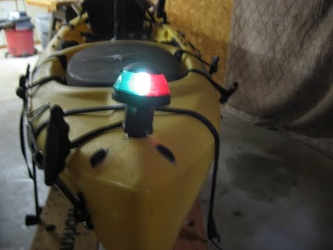 Kayak Navigation Lights Doovi