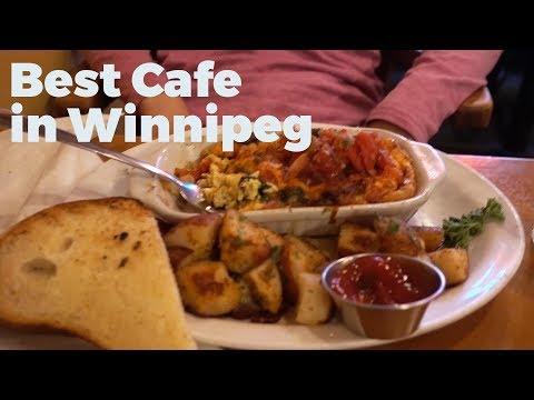 Winnipeg & Return to U.S. - Travel Vlog Day #20