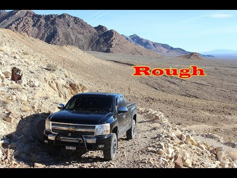 Nevada Mines Desert & Mountains Epic drive USA pt 9