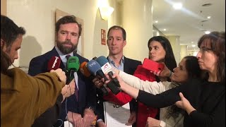 Vox cree que Ábalos ordenó no detener a la vicepresidenta venezolana