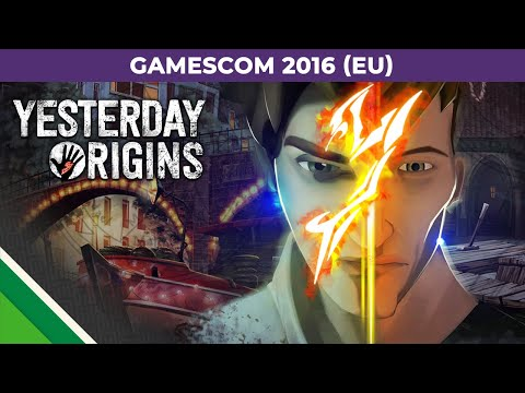 Yesterday Origins - Gamescom 2016 - Official Trailer [EU]