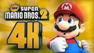 NEW SUPER MARIO BROS 2 ( 4K a 60 FPS) + Download