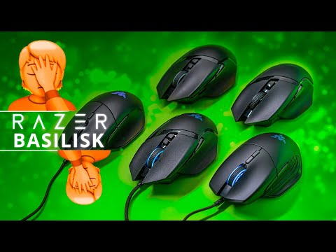 Razer What Are You DOING?  Basilisk Lineup Explained 🤦‍♂️