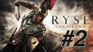 Ryse Son Of Rome Oynuyoruz #2.Bölüm - Artık Tek Ailemiz Roma