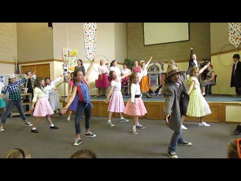Sing It Say It Dance It 2014 Doo Wop Soda Shop