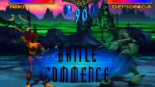 Dark Rift Game Sample - N64