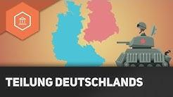Die Teilung Deutschlands nach dem Zweiten Weltkrieg - Die Bipolaren Welt nach 1945