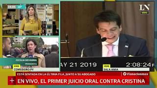 Juicio oral a Cristina Kirchner: Cómo se vive la primera audiencia, dentro y fuera de Comodoro Py