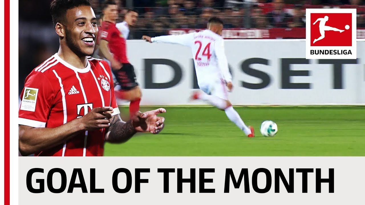Download Corentin Tolisso - March 2018's Goal of the Month Winner
