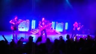 Hinder - Better Than Me live at Aztec Theatre in San Antonio, Texas
