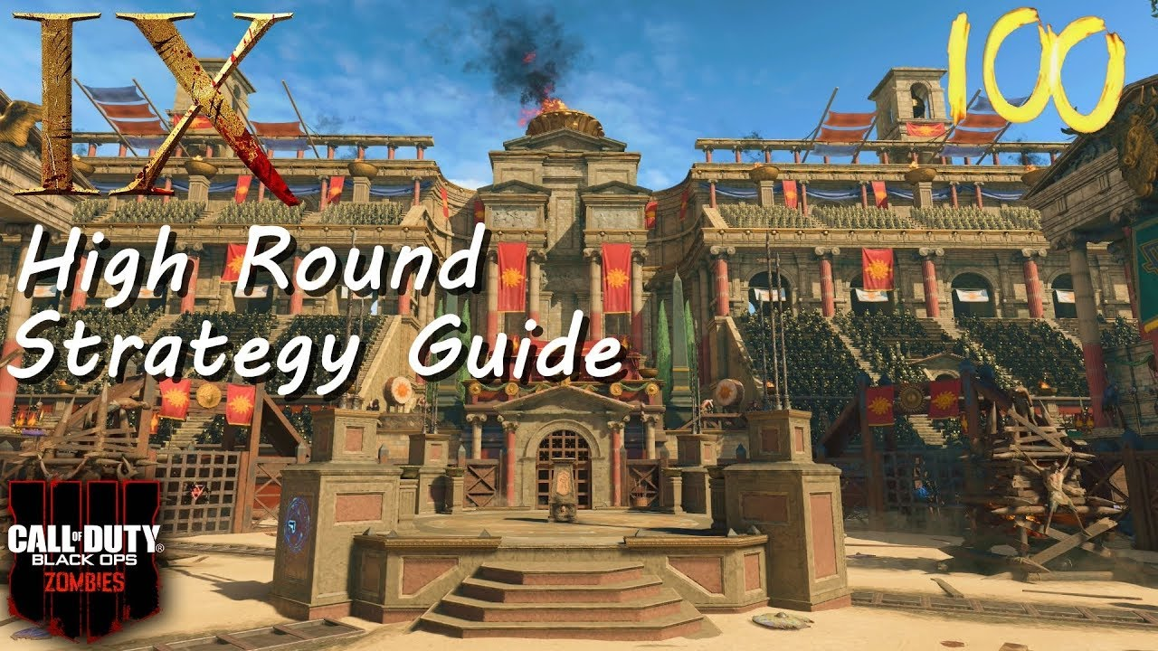 IX (Nine) Early & High Round Strategy Guide - Black Ops 4 Zombies