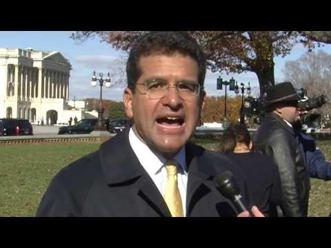 CBS Puerto Rico - Resident Commission Pierluisi on why equality is important for Puerto Rico