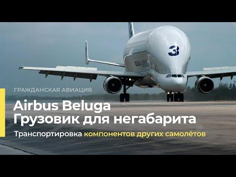 Airbus Beluga. Некрасив, но эффективен. Теперь и XL